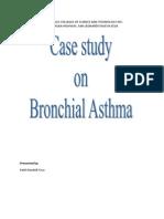 Case Study on Asthma