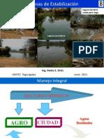 Lagunas de Estabilizacion PO11