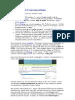 Convert en Do Tema Do Wordpress Para o Blogger