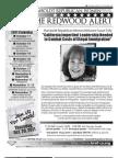 HRWF October 2011 Redwood Alert