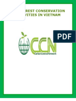 Rain Forest Conservation Activities in Vietnam