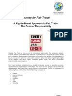 A Rights-Based Approach to Fair Trade - The Onus of Responsibility