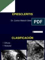 Epi-Escleritis - UNAB