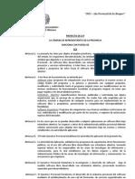 Ley Provincial de Software Libre