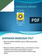 Hakikat Manusia Dalam Islam
