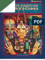 FASA7207 - Shadowrun - Native American Nations Volume Two