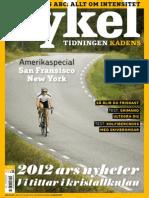 Cykeltidningen Kadens # 9, 2011
