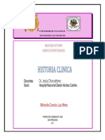 CASO CLINICO Luz Mery Miranda