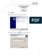 Buku Petunjuk Pemakaian Pph21untuk 2010