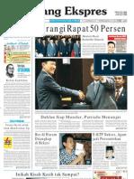 Koran Padang Ekspres | Kamis, 20 Oktober 2011