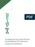 Configuracion servidor RIS