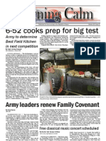 Morning Calm Weekly Newspaper - 21 October 2011