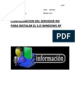 Configuracion Del Servidor Ris Para Instalar El s.o Windows Xp