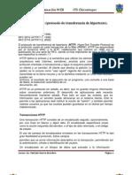 1.2 Protocolo Http (Protocolo de Transfer en CIA de Hipertexto).