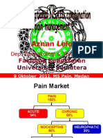 Is There Rational Nsaid Combination in Pain Management