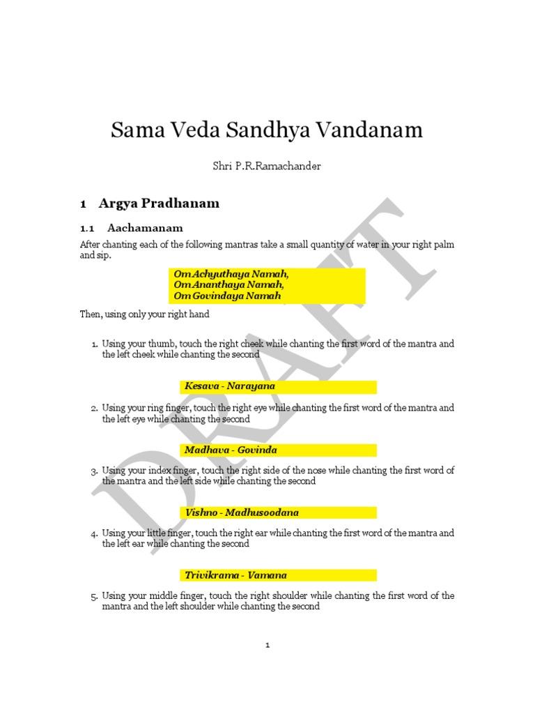 Yajur Veda Sanskrit Pdf