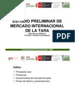 PRESENTACIÓN-MERCADO-TARA-LIMA-2010
