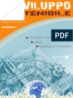 Report Lo Sviluppo Sostenibile - Numero 0