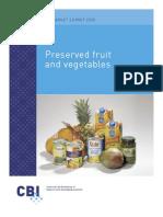 Eu Market Survey Pre Frui