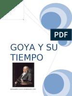 Goya y Su Tiempoo