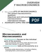 1 Overview of Macroeconomics_week01