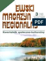 Kociewski Magazyn Regionalny nr 18