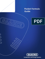 Pocket Formula Guide