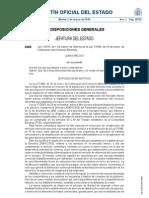 Ley 1_2010, De 1 de Marzo, De Reforma de La Ley 7_1996, De 15 de Enero, De Ordenacion Comercio Minorista