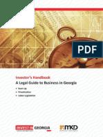 Investors Handbook