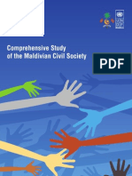Comprehensive Study of the Maldivian Civil Society