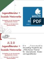 """White Ravens Festival im """"Social Web"""""""
