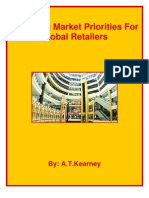 Emerging Market Priorities for Global Retailers
