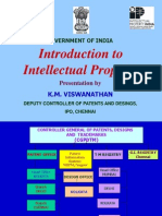 Introduction to IP-Trichy