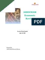 Assocham Economic Review - July 31 2011