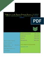 Comparison on Deposit Service/Product of Islami Bank VS BRaC Bank