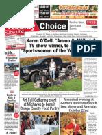 Weekly Choice - October 20, 2011