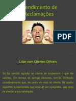 1284976975 to de Reclamacoes - 34 Diapositivos