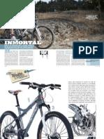Minitest publicado en Bike