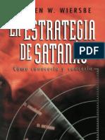 078 - Warren w. Wiersbe La Estrategia de Satanas