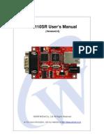 WIZ110SR User Manual V2.0