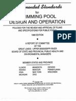 Swimming Pool Design [PDF Library]