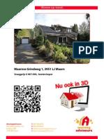 3D Brochure Maarnsegrindweg 1 Te Maarn
