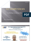 08 May 2010 - ICF Competency -Facilitating Learning and Results - Shivam Chandrasekhar PCC