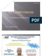 08 May 2010 - ICF Competency -Facilitating Learning and Results - Shivam Chandrasekhar PCC
