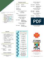 Programme Broshure
