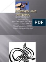 Microwaves and Antenna