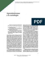 Aproximaciones Hacia La Sociologia.light Cap 1