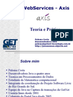 Web Services Axis