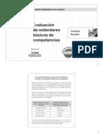Est and Ares de Competencias Ciclo 6-Sociales