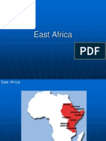 East Africa-The Colonial Period, The Rwanda Geneocide and the Aksum Civilization